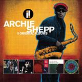 Archie Shepp / 5 Original Albums (5CD)