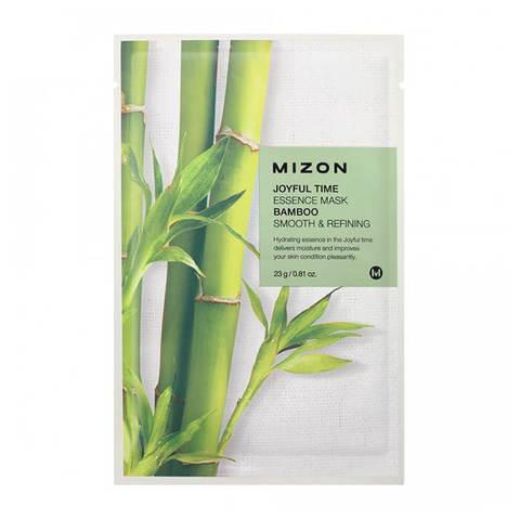 Mizon Joyful Тканевая маска для лица с экстрактом бамбука 23г