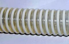 Шланг (диам.63 мм) напорно-всасывающий НОРМА 30 метров, армирован ПВХ спиралью