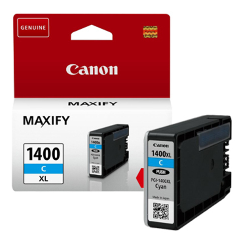 Картридж Canon PGI-1400XLC/9202B001