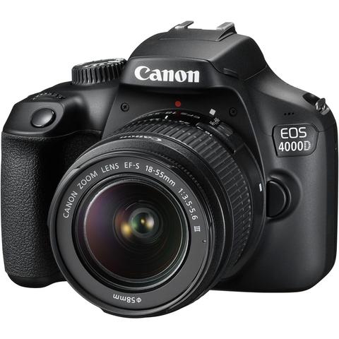 Цифровой зеркальный фотоаппарат Canon EOS 4000D Kit 18-55 III DC