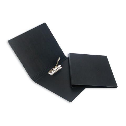 Папка с зажимом BANTEX 3301-10 черная Дания-Россия
