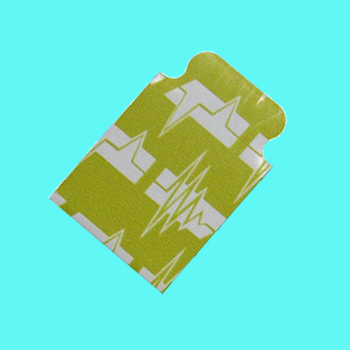 Электрод ЭКГ 22х34мм, одноразовый, F3001ECG Fiab