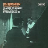 Vladimir Ashkenazy, Moscow Philharmonic Orchestra, Kirill Kondrashin / Rachmaninov: Piano Concerto No. 2 (LP)