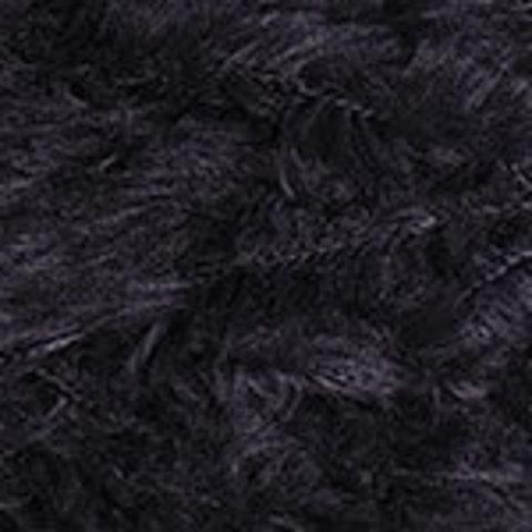 Пряжа YarnArt Mink 346 черный