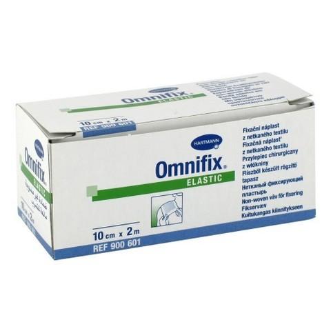 Пластырь гипоаллергенный из нетканого материала Омнификс 10 см * 2 м