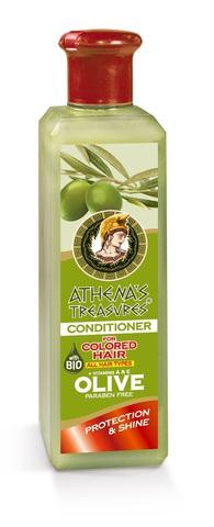 Кондиционер Athena's treasures для окрашенных волос 250 мл