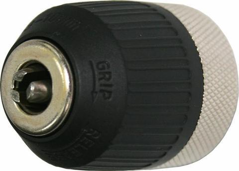 Патрон быстрозажимной ПРАКТИКА 13 мм, M12 x 1.25 (1шт.) коробка