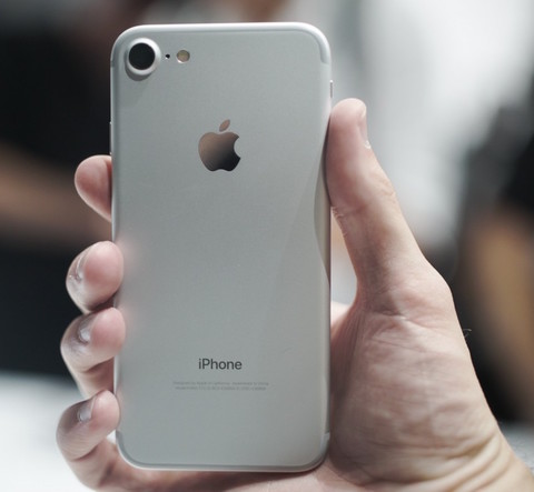 iPhone 7 Android Silver (MTK6572)