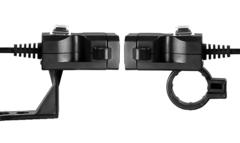 Двойная USB розетка для установки на руль
