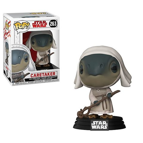Сaretaker (Star Wars) Funko Pop! Vinyl Figure || Хранительница (Звездные Войны)