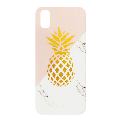 Чехол для IPhone X Pineapple