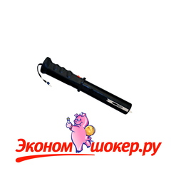 Электрошокер Шокер-дубинка Police Оса-809 Аларм с антизахватом и сиреной
