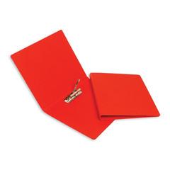 Папка с зажимом BANTEX 3301-09 красная Дания-Россия