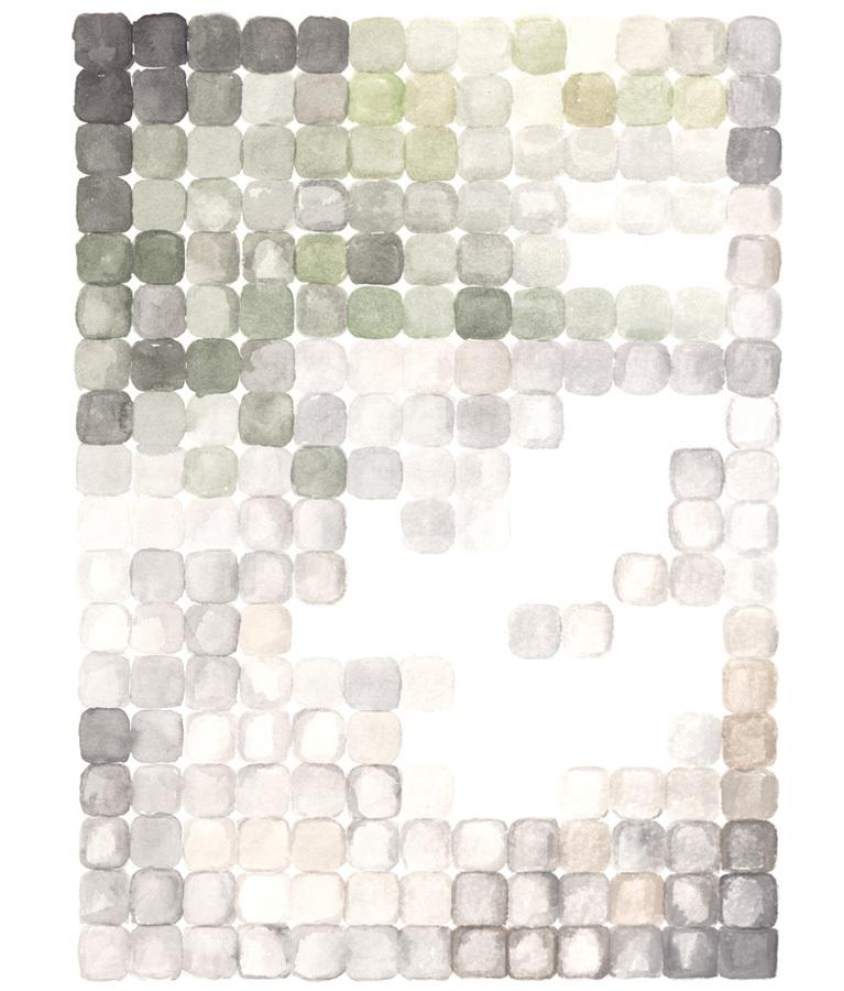 Панно Mr Perswall Expressions P152101-5, интернет магазин Волео