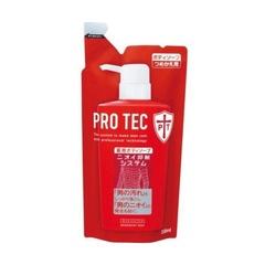 Жидкое мыло для тела, Lion, PRO TEC, с ментолом, сменный блок, 330 мл