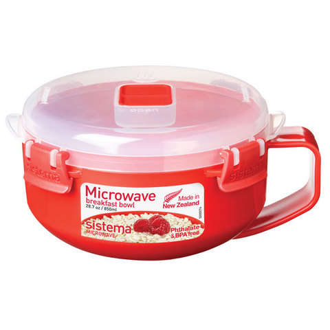Чаша для завтрака Microwave, 850  мл