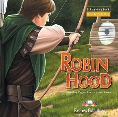 ROBIN HOOD. Робин Гуд. Audio CD