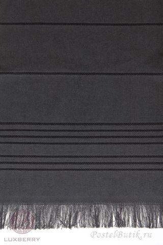 Полотенце 70х140 Luxberry Simple антрацит