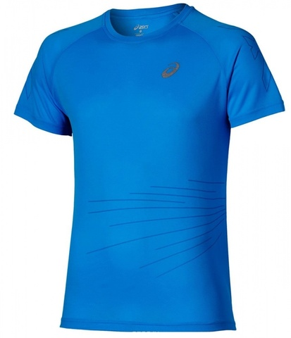 Футболка Asics LiteShow Graphic Top SS мужская