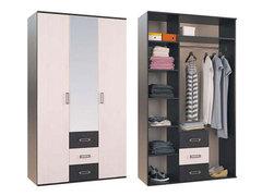 Шкаф Белла 3-х створчатый для одежды-