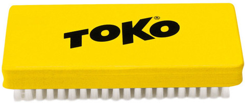 щетка Toko ручная, полировочная, полиэстр 12 мм