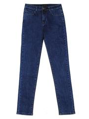 F7012 джинсы женские, синие