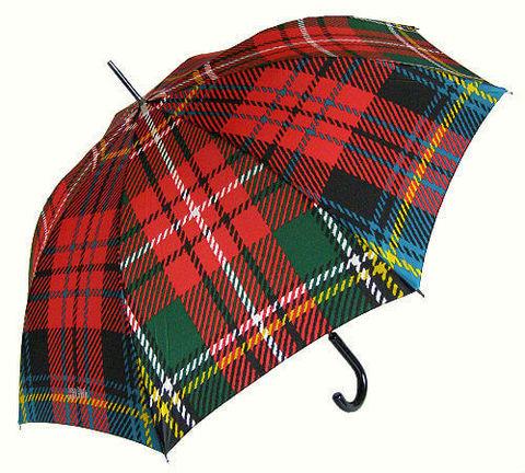 Зонт-трость JP Gaultier 216 Tartan mélangé