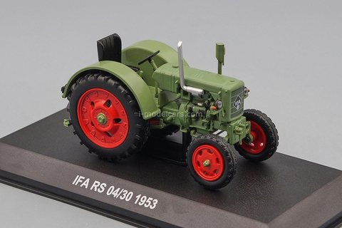 Tractor IFA RS 04/30 1953 1:43 Hachette #125