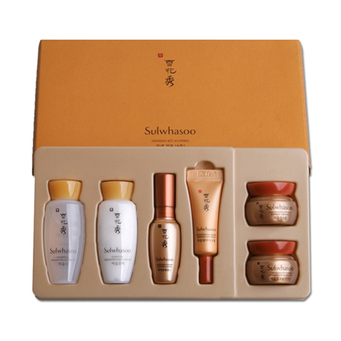 Sulwhasoo Concentrated Ginseng Renewing EX Kit 6