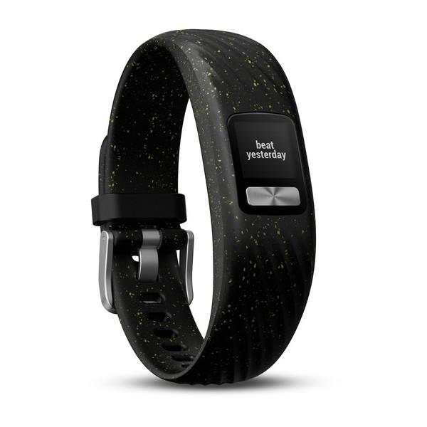 Vivofit 4 черный с блестками стандартного размера