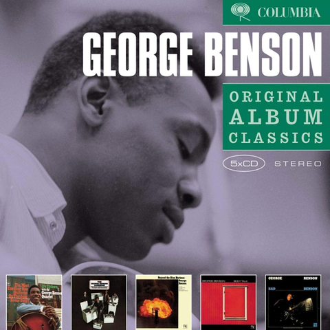 George Benson ‎/ Original Album Classics (5CD)
