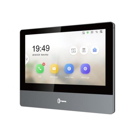 IP-видеодомофон 7″ Hikvision DS-KH8350-TE1