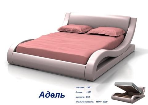 Кровать Интерьерная Адель