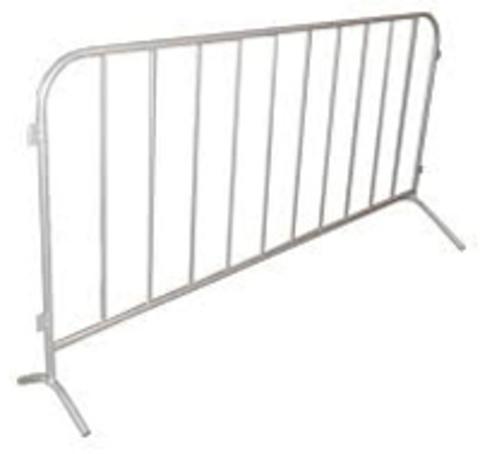 Ограждение передвижное металлическое «Барьер» 2,5м