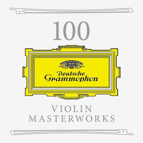 Сборник / 100 Violin Masterworks (5CD)