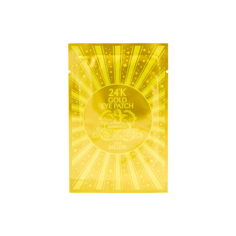 Baviphat Urban Dollkiss Agamemnon 24K Gold Hydrogel Eye Patch