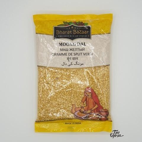 Маш желтый Bharat Bazaar, 500 гр