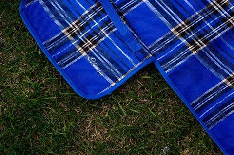 Плед для пикника Sleepy, синий