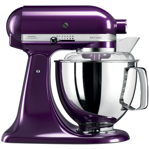 Миксер KitchenAid Artisan 4,8л, сливовый