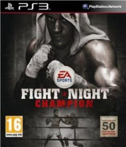 Sony PS3 Fight Night Champion (русская документация)