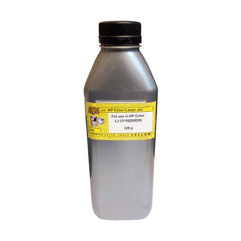 Тонер IMEX TMC040 для HP Color LJ CP5525, CP5225 желтый, Polyester, 320гр, Silver ATM