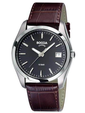 Купить Мужские наручные часы Boccia Titanium 3548-02 по доступной цене