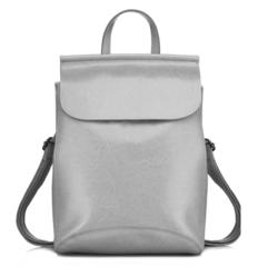 Рюкзак женский JMD Classic 8504 Светло-серый