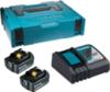 Набор аккумуляторный Makita 198310-8 (DC18RC + 2х BL1840B)