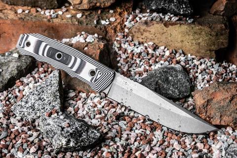 Туристический нож Echo AUS-8 TacWash, G10