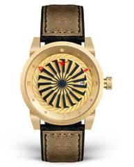 Мужские наручные часы Zinvo Blade Gold 00BGLD-15