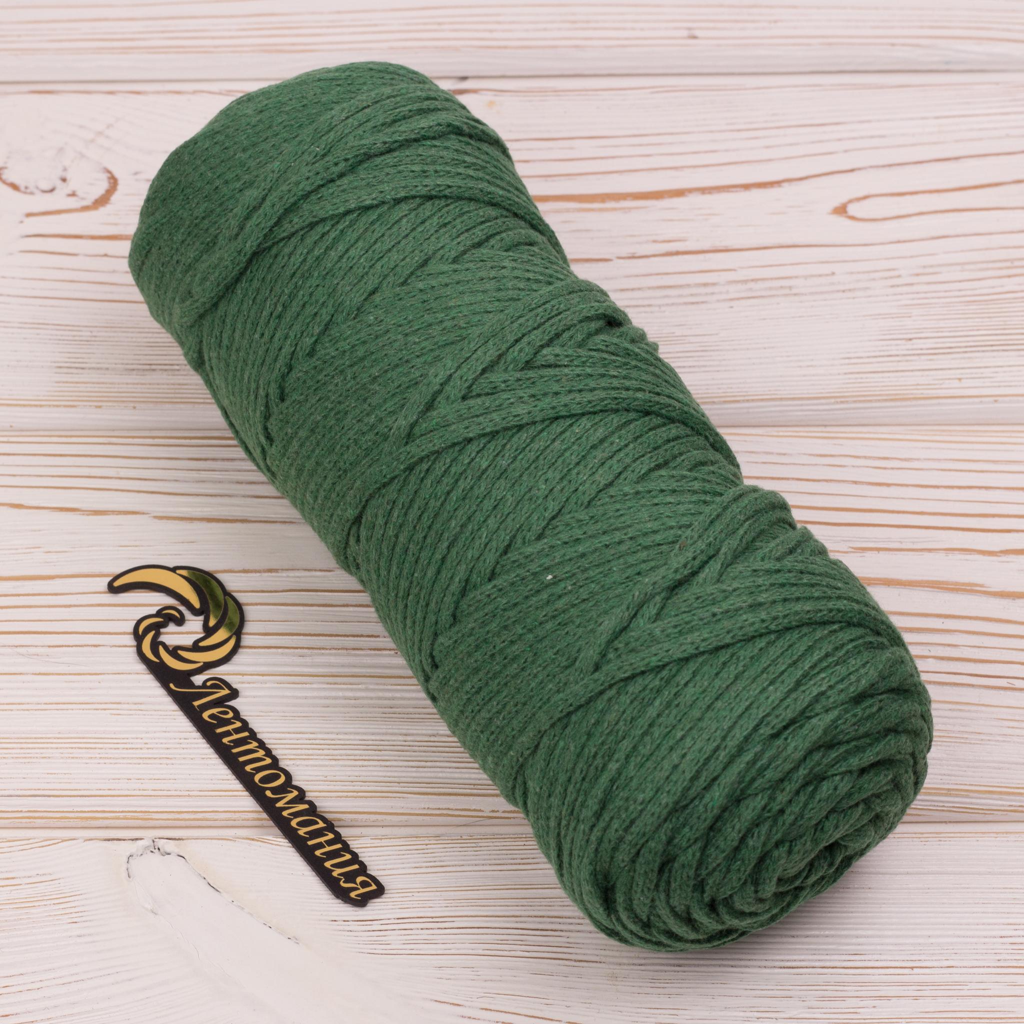 4мм Шнур 4мм Темно-зеленый IMG_4136.JPG