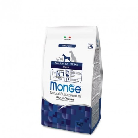 Monge Medium Adult 15 кг