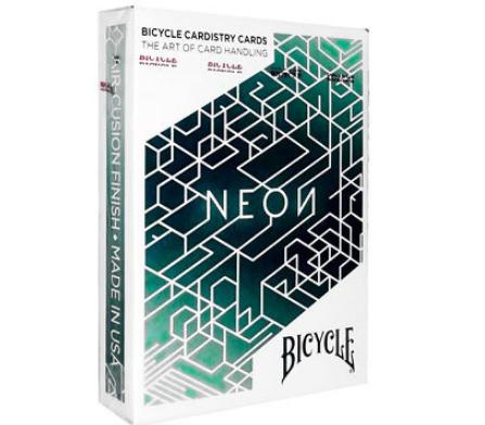 Карты Bicycle Neon (Cardistry deck)